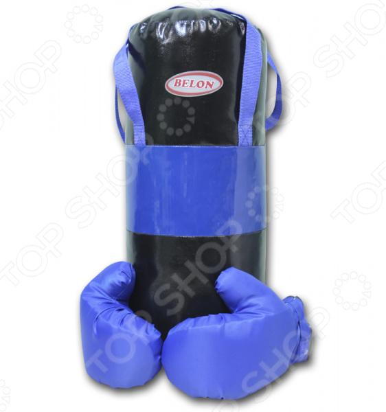 Набор для бокса детский BELON «Два цвета»