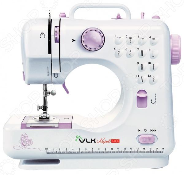 Швейная машина Endever VLK Napoli 1400 швейная машина vlk napoli 2200 белый