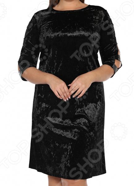 Платье Pretty Woman «Бархатный романс». Цвет: черный платье pretty woman ожерелье королевы цвет черный
