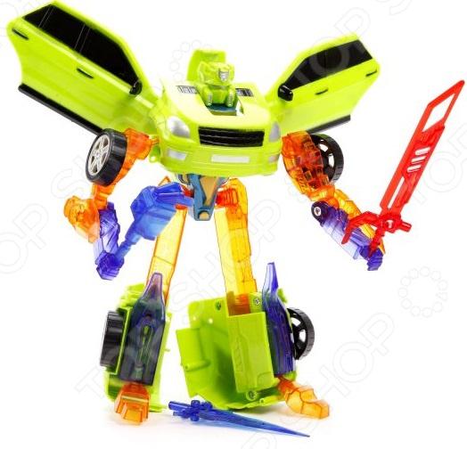 Робот-трансформер Наша Игрушка «Машина» L015-21A