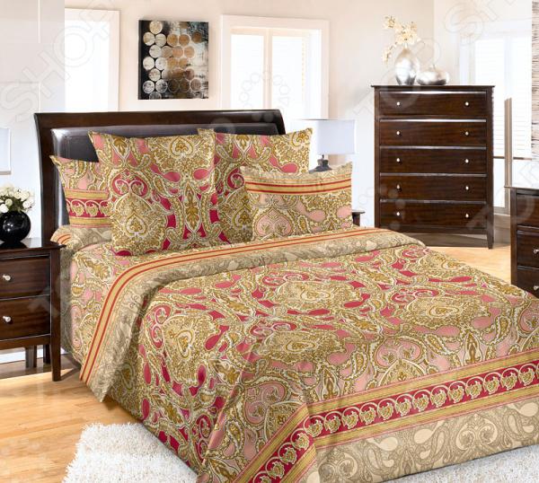 Фото Комплект постельного белья Белиссимо «Дамаск»