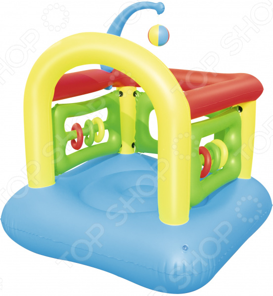 Игровой центр надувной Bestway 52122