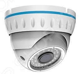 Камера видеонаблюдения купольная уличная Rexant 45-0143 rexant 45 0257 white камера видеонаблюдения
