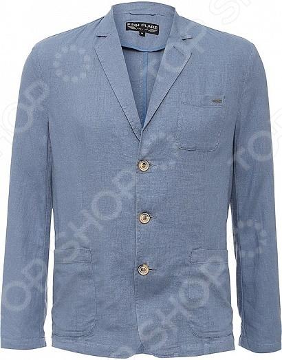 Пиджак Finn Flare S16-24003. Цвет: лиловый