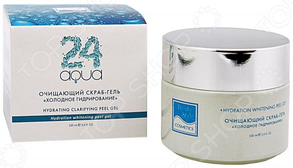 Пилинг-гель для лица Beauty Style «Аква 24»