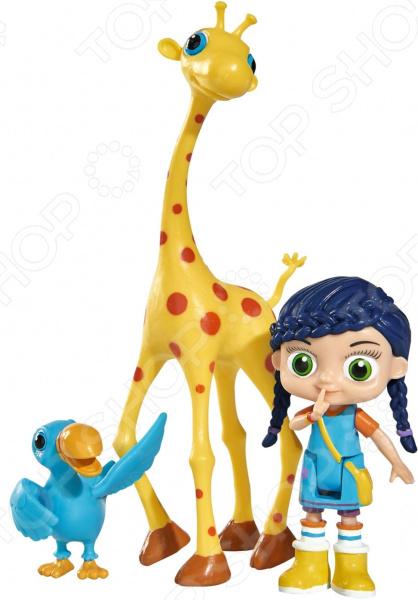 Набор фигурок игрушечных Simba «Висспер, Герти и Отис»