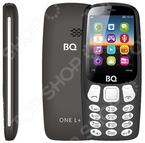 Мобильный телефон BQ 2442 One L+ сотовый телефон bq bq 2442 one l plus red