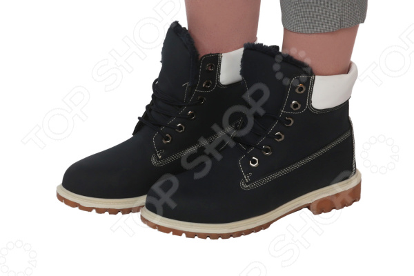 Ботинки Mon Ami «Удобная походка». Цвет: синий тапочки mon ami mon ami mo151awnfe01
