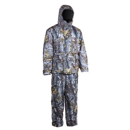 Купить Костюм для охоты и рыбалки зимний Huntsman «Памир». Рисунок: серый лес