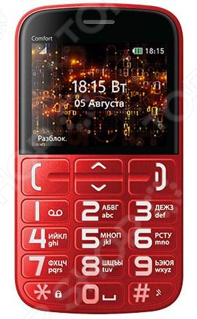 Мобильный телефон BQ 2441 Comfort