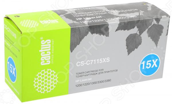 Картридж CACTUS CS-C7115XS
