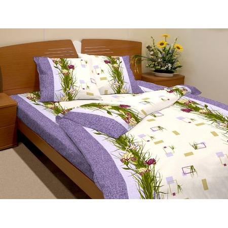 Купить Комплект постельного белья Fiorelly «Ирисы». 1,5-спальный