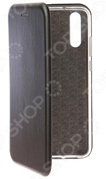 Чехол-книжка Smarterra для Huawei P20 аксессуар чехол для huawei p20 smarterra shellcase black sc18hp20bk