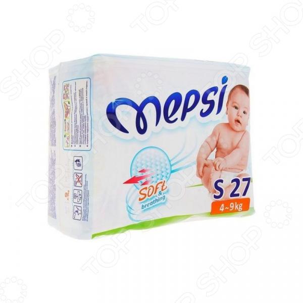 Подгузники Mepsi S (4-9 кг) Подгузники Mepsi S (4-9 кг) /27