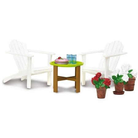 Купить Мебель для куклы Lundby «Смоланд. Садовый комплект»