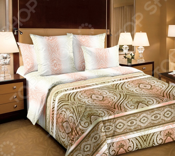 Комплект постельного белья Белиссимо «Фантазия». Семейный
