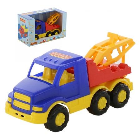 Купить Машинка игрушечная POLESIE «Гоша. Эвакуатор»
