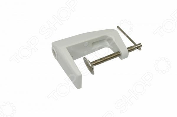 Крепление струбцинное для ламп и луп Rexant 31-0805 0805 pratical smd resistor capacitor sample book black 80 types 3725 pcs