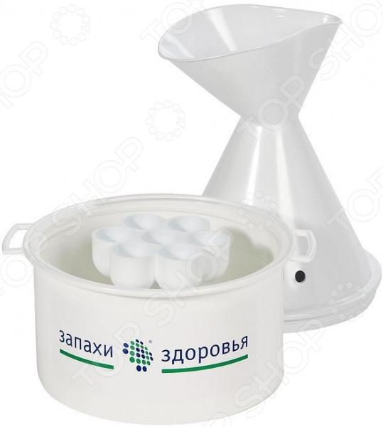 Ингалятор тепловлажный Dinamika «Запахи здоровья»