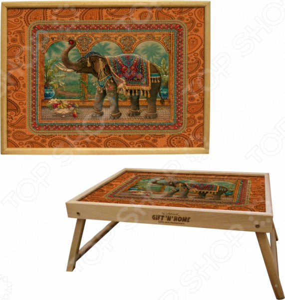 Столик для завтрака в постель Gift'n'home «Марракеш» столик для завтрака с днем рождения любимая