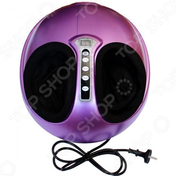 Массажер для ног Gess Bolide -340 purple недорого