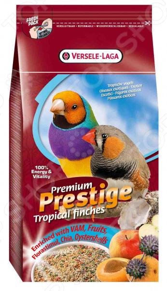 Корм для экзотических птиц Versele-Laga Prestige PREMIUM Tropical Finches корм для птиц versele laga budgies для волнистых попугаев 1кг