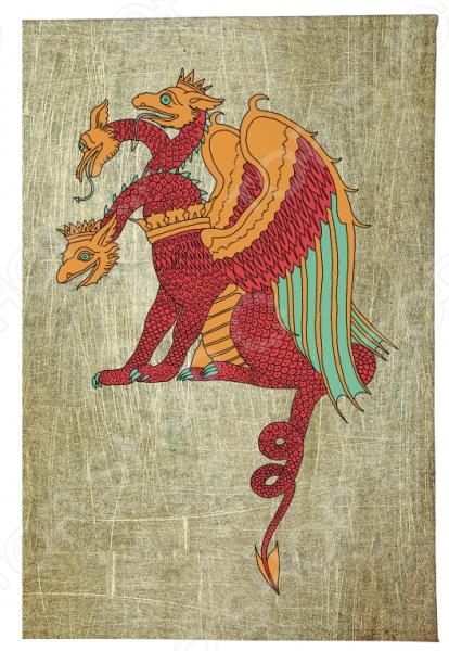 Обложка для автодокументов Mitya Veselkov «Змей Горыныч»