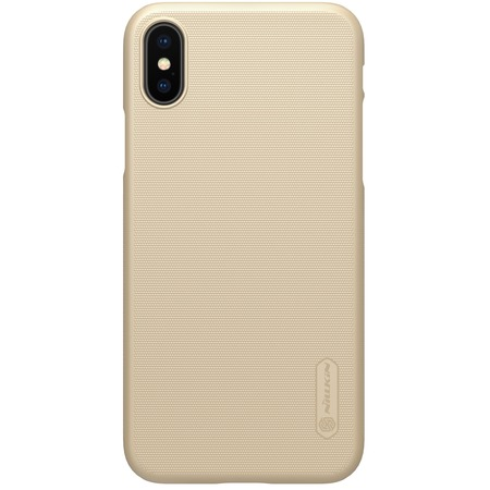 Чехол защитный Nillkin Super Frosted для Apple iPhone X