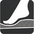 Кроссовки адаптивные женские Walkmaxx Wedge. Цвет: коричневый 14