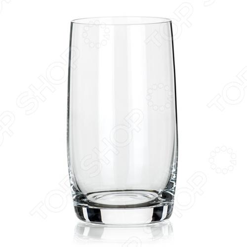 Набор стаканов Banquet Crystal для воды Leona