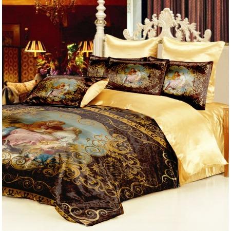 Купить Комплект постельного белья «Аморе». 1,5-спальный