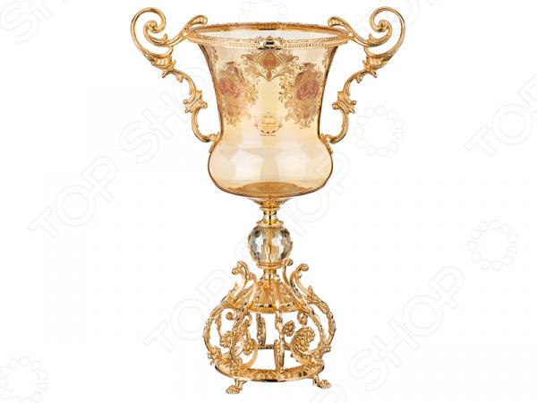 Ваза декоративная RosaPerla 284-582 вазы pavone ваза орхидея