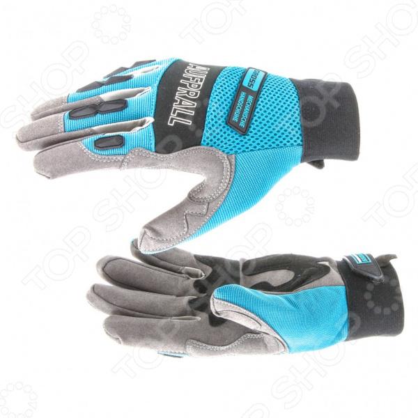 Перчатки комбинированные универсальные GROSS Stylish перчатки newton per7 ангара люкс комбинированные спилковые