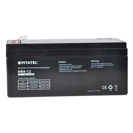 Купить Аккумулятор для источников бесперебойного питания Pitatel HR4-12