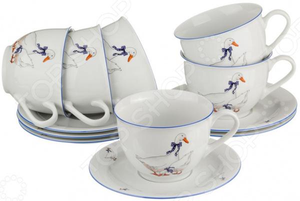 Чайный набор M.Z. 655-036 наборы для чаепития pavone чайный набор флоренция