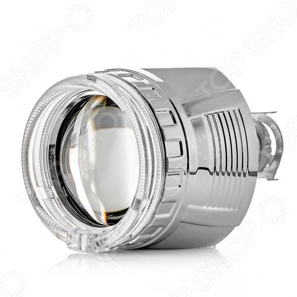 Биксеноновый модуль-линза ClearLight с LED подсветкой автомобильный аксессуар