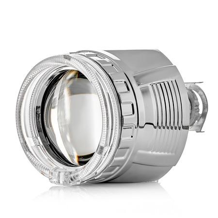Купить Биксеноновый модуль-линза ClearLight с LED подсветкой