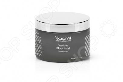 Грязь мертвого моря Naomi Dead Sea Black Mud