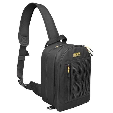 Купить Рюкзак рыболовный SPRO Shoulder Bag 2 Black