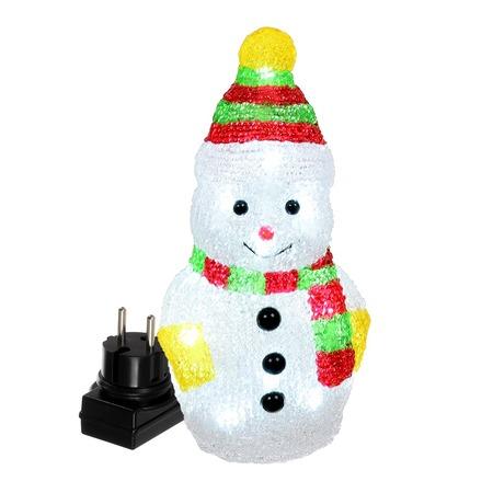 Купить Фигурка новогодняя VEGAS «Снеговик» 55102