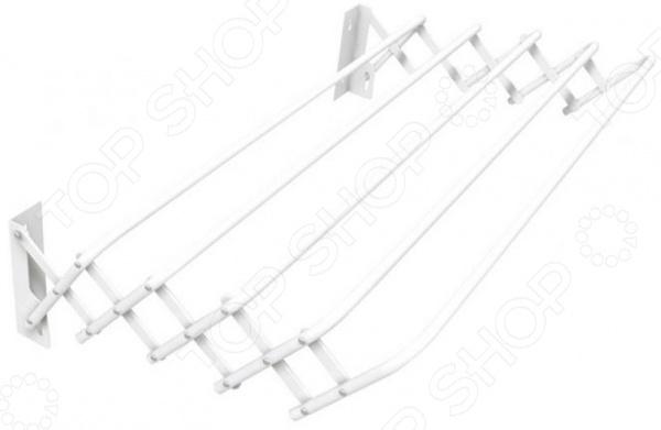 Сушилка для белья настенная Gimi Brio 80 Super сушилка для белья gimi brio 60 super 1007006300011