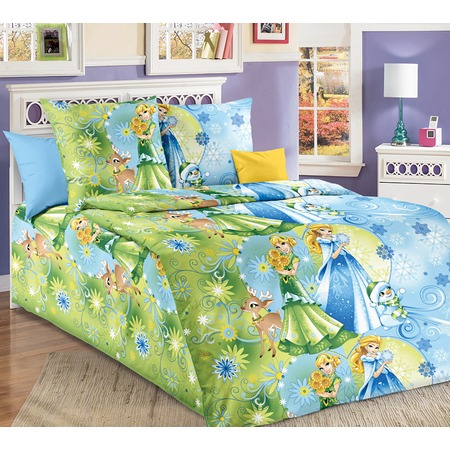 Купить Детский комплект постельного белья Бамбино «Сестрички»