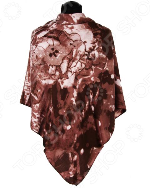 Платок Bona Ventura PL.XXL-SH.Pr.7 недорогой платок на шею для женщин
