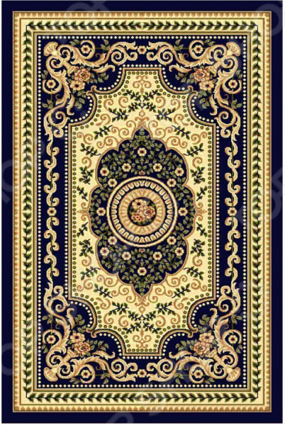 Ковер Kamalak tekstil УК-0515 ковер kamalak tekstil прямоугольный цвет кремовый 50 x 100 см ук 0515
