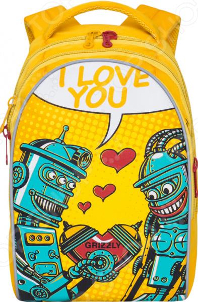Рюкзак молодежный Grizzly RD-758-1/3