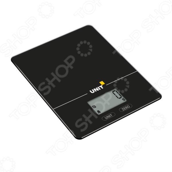 Весы кухонные Unit UBS-2154 unit ubs 2153 steel весы кухонные