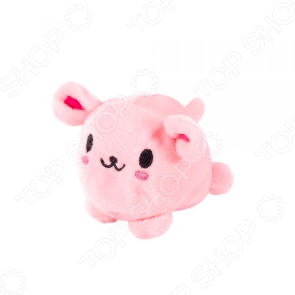 Мягкая игрушка Button Blue «Мячик - Розовый кролик»
