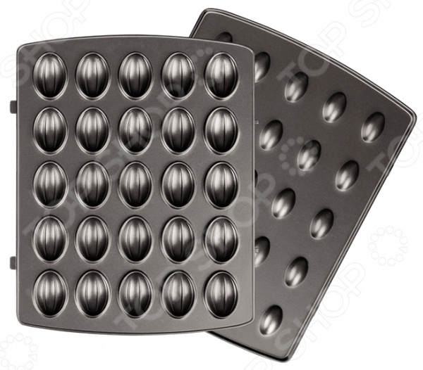 Панель для мультипекаря Redmond «Орешки» RAMB-118 мультипекарь redmond rmb 616 3 700вт черный серебристый