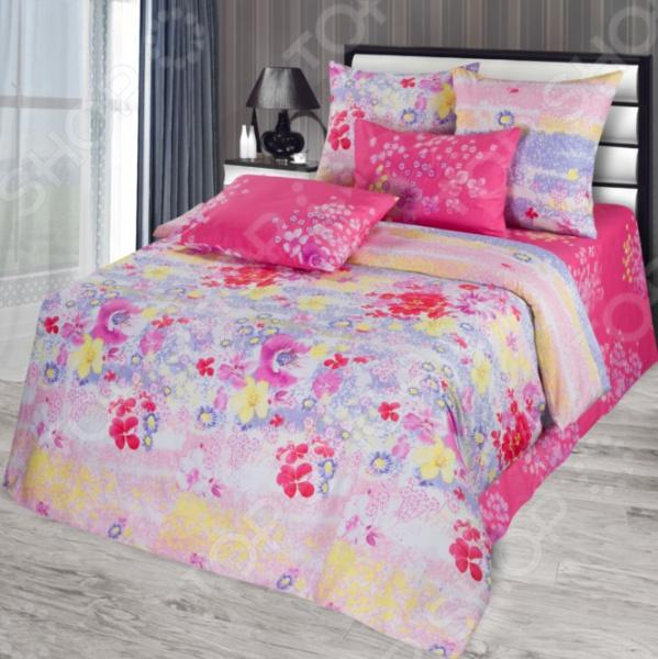 Комплект постельного белья La Noche Del Amor А-712. 2-спальный