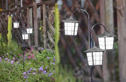 Светильник садовый «Ретро фонарь» Solar Led Lamp 000291